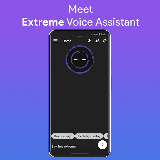 Extreme- Personal Voice Assistant 145 screenshots 1