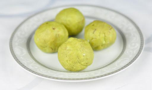 guacamole paratha