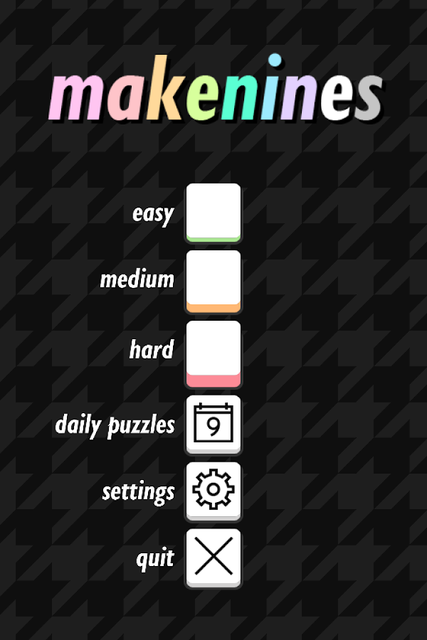 makenines- screenshot
