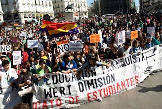 Photo: Madrid Puerta del Sol