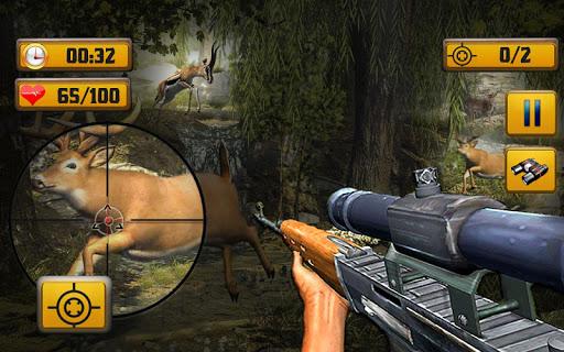 Wild Animal Shooting  screenshots 8