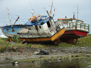 Photo: Puerto Natales - Hafen
