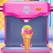 Fantasy Ice Cream Land