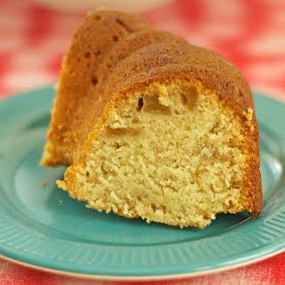 Gluten Free Dairy Free Apple Bundt Cake.