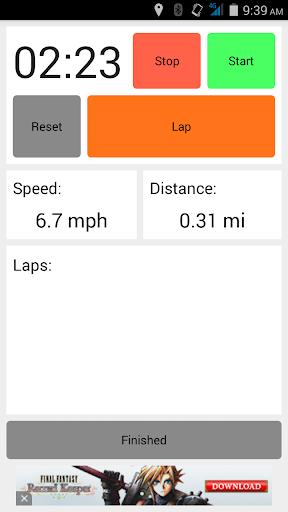 Running Simple