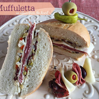 Muffuletta --with an Antipasto Twist Recipe