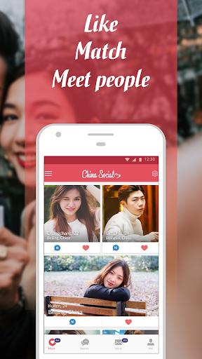 Chinese Social - Free Dating Video App & Chat screenshots 3