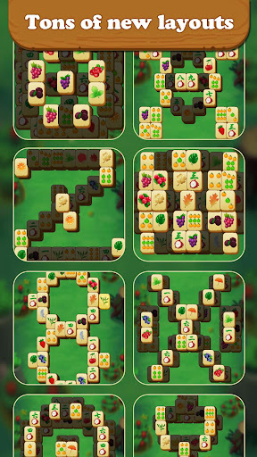 Mahjong Forest android2mod screenshots 5