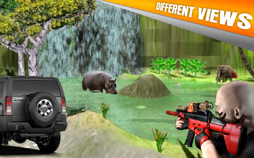 Animal Sniper Hunting: Jeep Simulator 3D 1.0.1 screenshots 10
