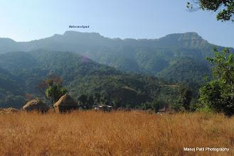 Photo: Day 2 : Makrand Gad...From base Village Hatlot , Tal - Mahabaleshwar, Dist Satara...