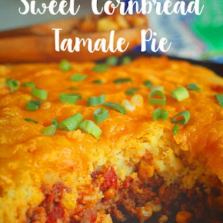Martha White's Sweet Cornbread Tamale Pie.