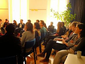 Photo: MiniBarcamp