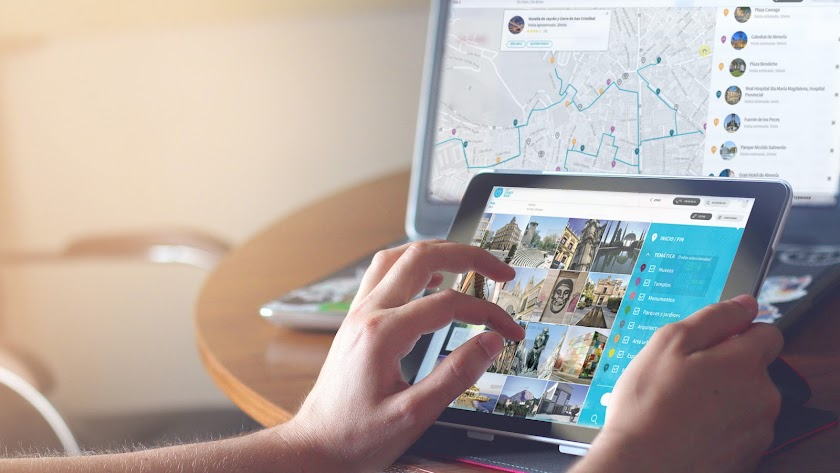 La ciudad estará en Málaga con la Oficina del Plan Estratégico Almería 2030 y el área municipal de Smart.City.