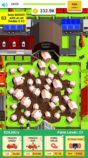 Farm Inc. android2mod screenshots 2
