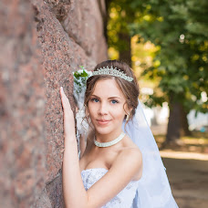 Wedding photographer Inna Shishkalova (Photolug). Photo of 15.12.2016