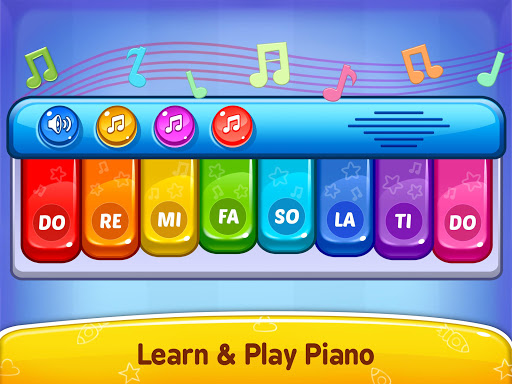 Baby Games - Piano, Baby Phone, First Words 1.0.9 screenshots 16