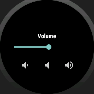 Virtual Volume Button- screenshot
