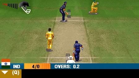 IND vs AUS Cricket Game 2016 1.0.9 screenshot 435880