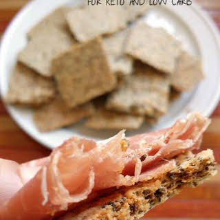 Easy Crackers.