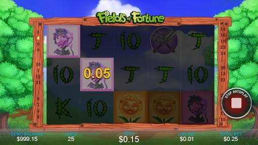 FIELDS OF FORTUNE (FREE SLOT MACHINE SIMULATOR) screenshot 4