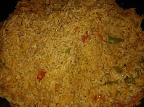 Dora's Spanish Rice Recipe