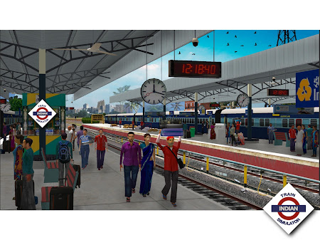 Indian Train Simulator 1.7.2 screenshot 2081451