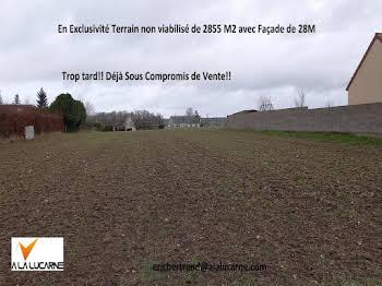 Terrain 2855 m2
