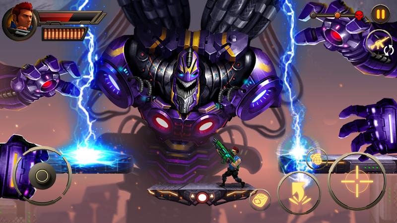 Metal Squad: Shooting Game Screenshot 18