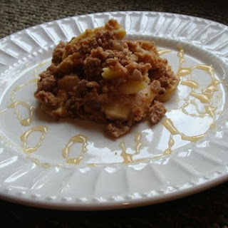 Low Calorie Apple Crisp Splenda Recipes
