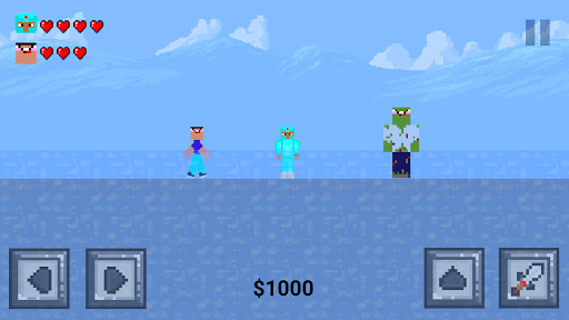 Noob vs Pro vs Hacker vs God: Story and PvP game! 5.0.0.2 screenshots 6