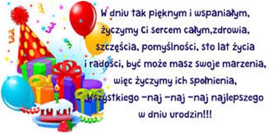 Znalezione obrazy dla zapytania wierszyki na urodziny dla dziewczynki