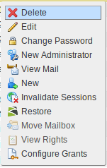 View Mail on Zimbra Admin Console