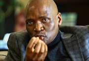 Former SABC COO Hlaudi Motsoeneng rose rapidly in the organisation despite not have a matric qualification. File picture.