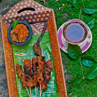 Sate Komoh Recipe (Indonesian Spiced Beef Saté – East Java Style).