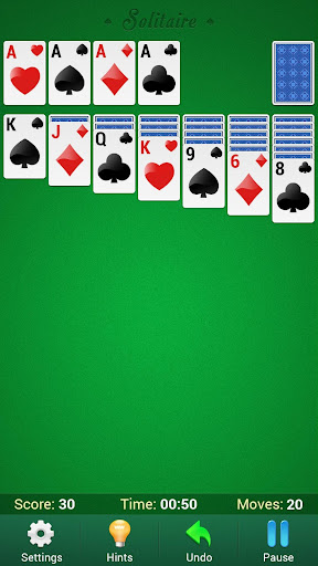 Solitaire - Classic Klondike Solitaire Card Game apkmartins screenshots 1