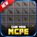 GUN MOD Pour MCPE! icon