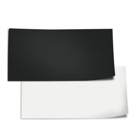 Bakgrund Poster 3 olika storlekar svart/vit
