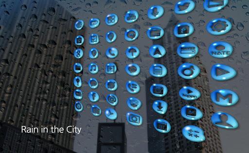 Rain in the City Theme