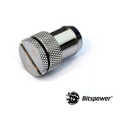"""Bitspower blindnippel for 1/2""""ID slange"""