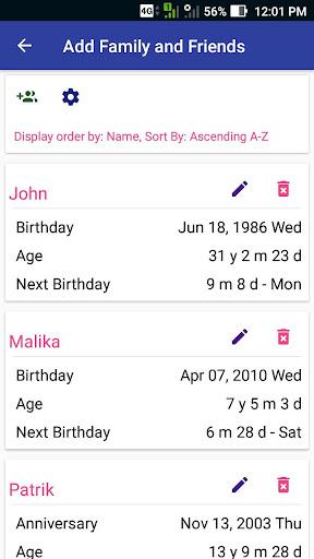 Age Calculator Pro screenshot 11