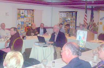 Photo: Morgan Gilbreath, Volusia County Tax Appraiser  3-11-2008