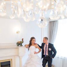 Wedding photographer Nadezhda Baranova (PhotoByNadin). Photo of 25.10.2014
