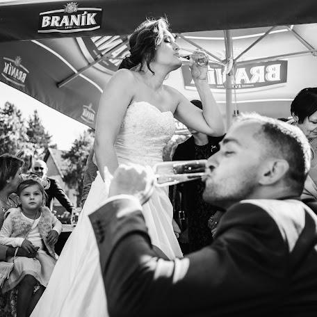 Wedding photographer Tomas Maly (tomasmaly). Photo of 23.12.2017