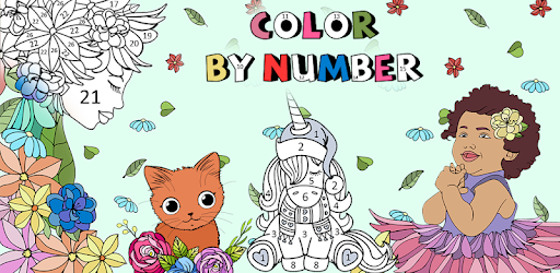 Download Color By Number New Coloring Book Apk For Android