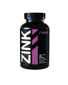 Zink, 120 tab, Self