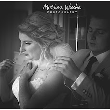 Wedding photographer Mariusz Wiecha (mariuszwiecha). Photo of 10.09.2018