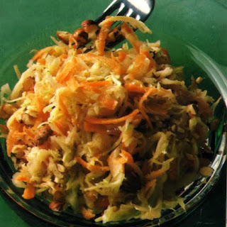 Ingredients Cabbage Carrot Salad