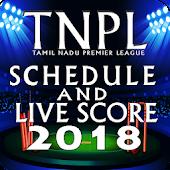 Tải Game TNPL 2018 Schedule and Live Score