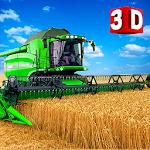 Tractor Farming Simulator Icon