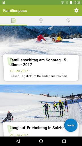 Vorarlberger Familienpass 2.0 screenshots 2